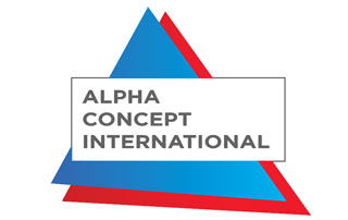 Logo Alpha Concept International